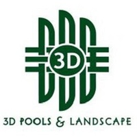 3D Pools and Landscape