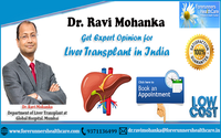 Best Liver Transplant Surgeon|Global Hospital Mumbai India