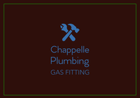 CHAPPELLE PLUMBING, HEATING & GAS FITTING