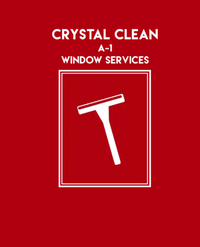 Crystal Clean A1 Window Services