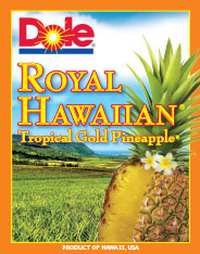 Dole/Tropical Fruits Distributors Of Hawaii Inc