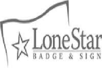LoneStar Badge an...