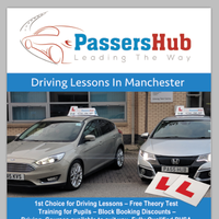 Local Business Passers Hub Driving School Manchester in Stretford England
