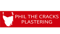 Phil The Cracks Plastering Company Logo by Phil The Cracks Plastering in Launceston TAS
