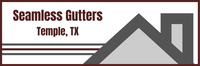 Local Business Temple Seamless Gutters in Temple TX