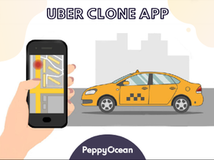 Uber Clone App and Uber Clone Source Code
