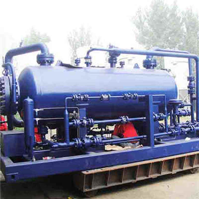 ASME SA516 Grade 70 Three Phase Separator
