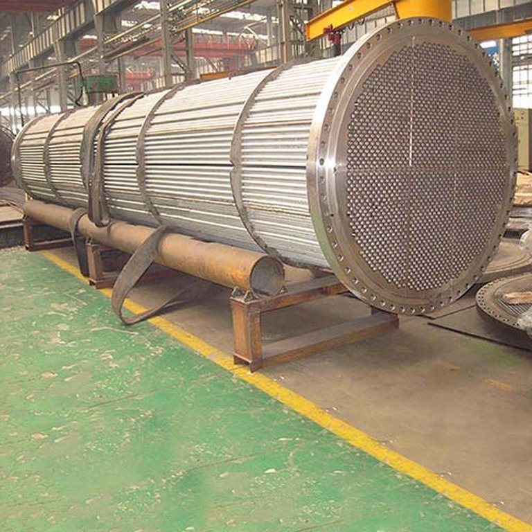 SS304 Tube Bundle Heat Exchanger