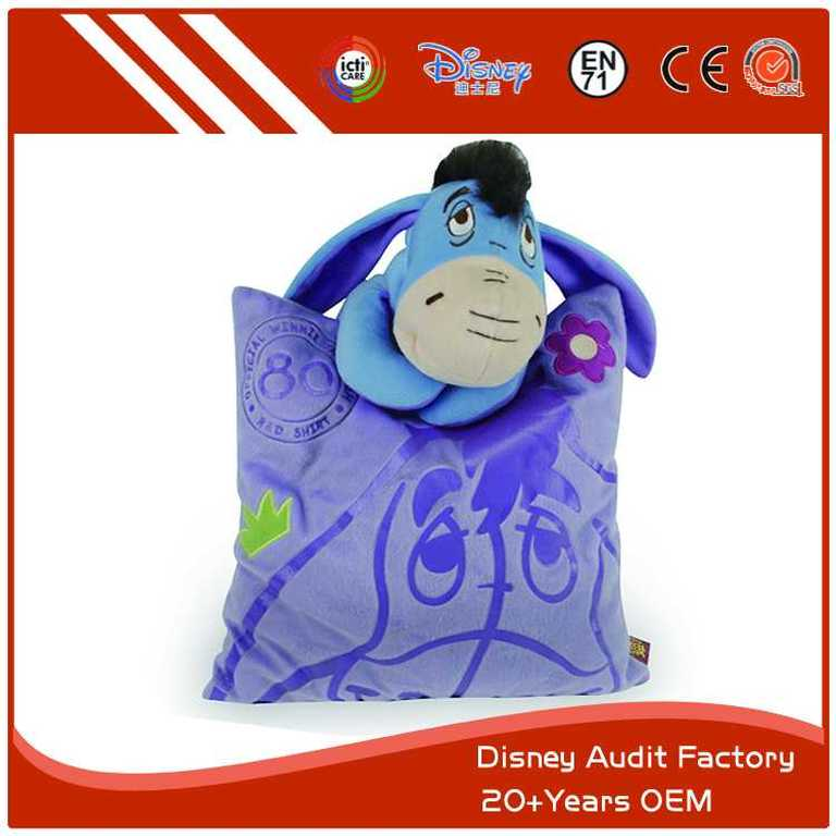 Disney Donkey Plush Pillows
