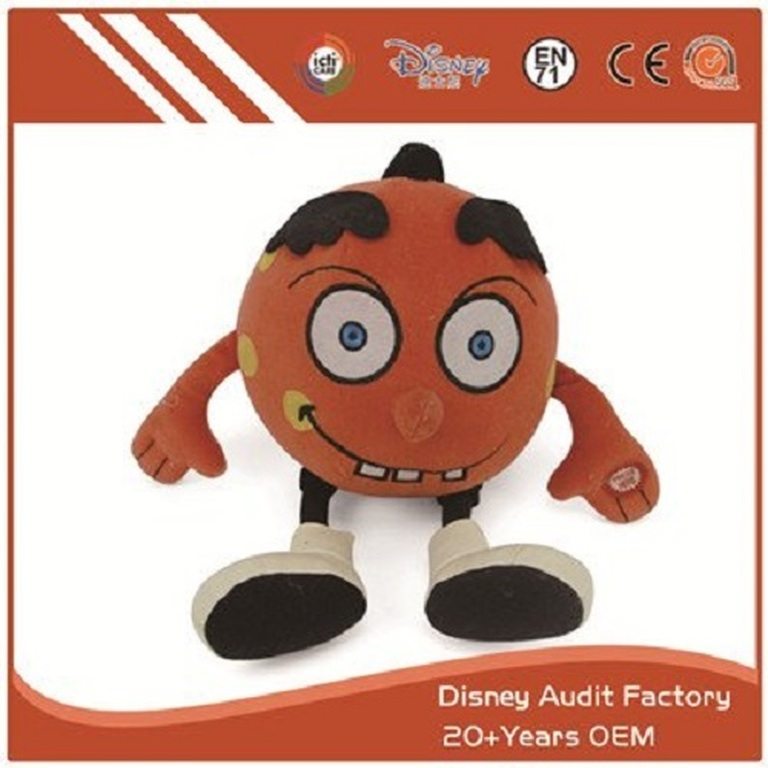 Plush Halloween Kids Toys