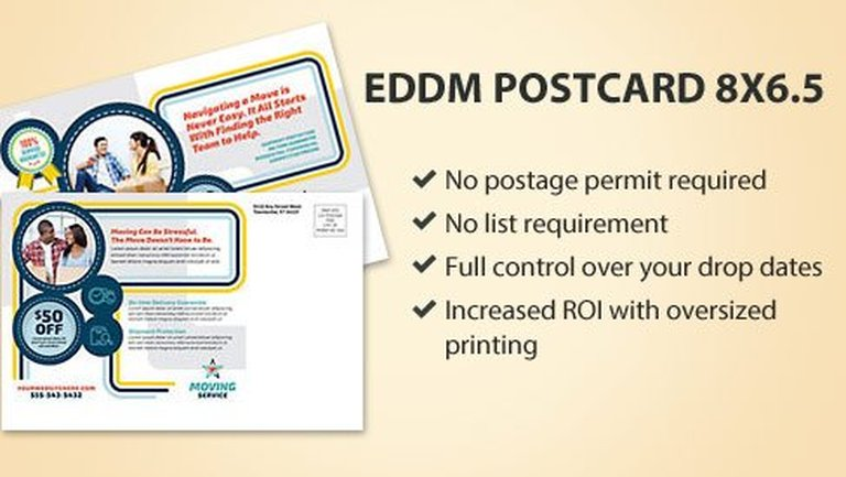 Every Door Direct Mail / Everestdmm