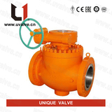 Flanged Trunnion Ball Valve