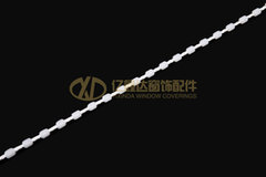 PP Translucent Roller Blind Chains Beads