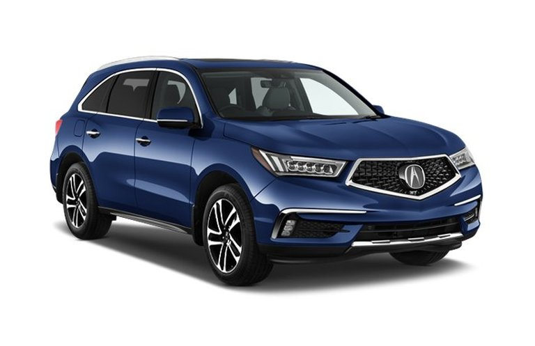CAR LEASE 2018 ACURA MDX