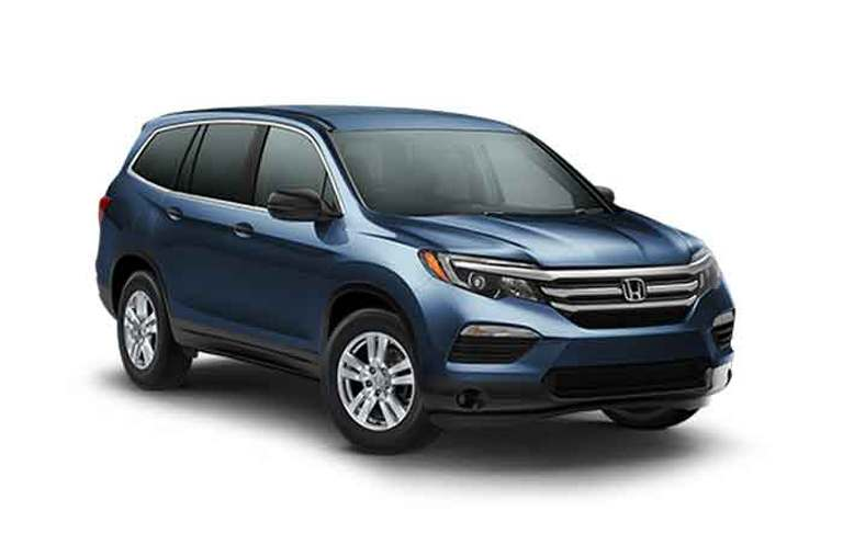 Car Lease 2018 Honda Pilot