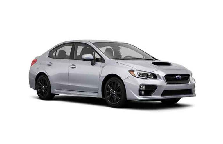 Car Lease 2018 Subaru WRX MT