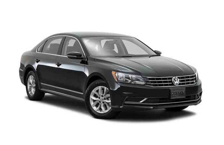 Car Lease 2018 Volkswagen Passat