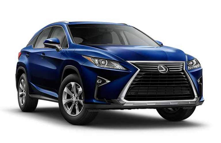 Car Lease 2018 Lexus RX 350