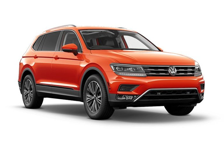 Car Lease 2018 Volkswagen Tiguan
