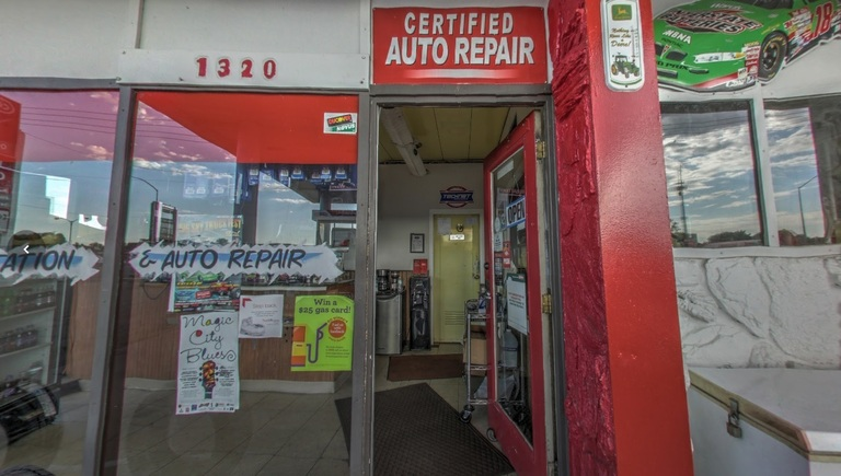 Auto Repair Shop Photos Tour
