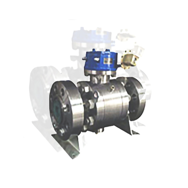 Trunnion Ball Valve, Forged
