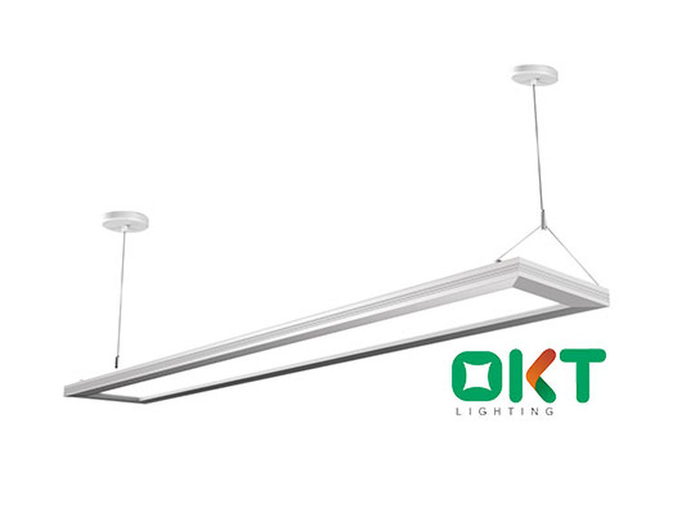 OKT Up Down Illumination Suspended LED Panel Light