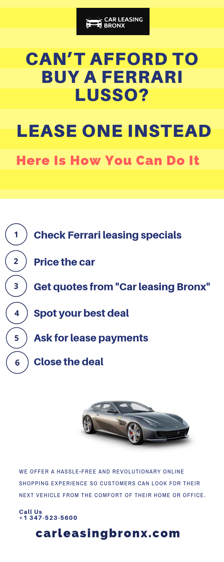 Car Leasing Bronx