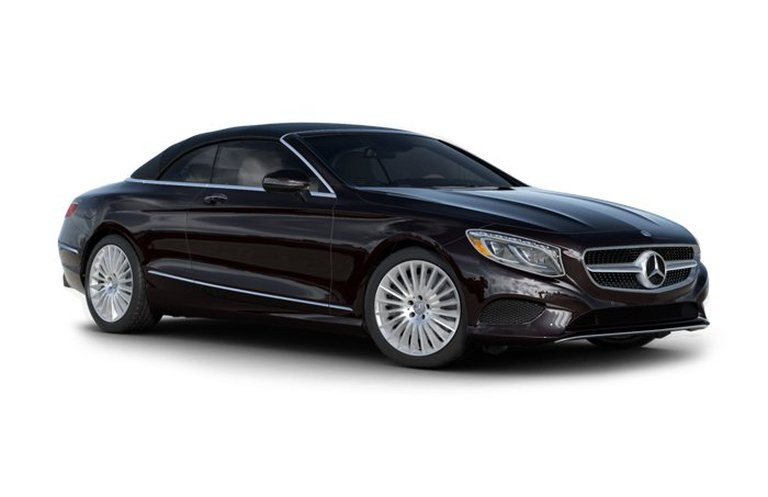 Mercedes S560 Cabriolet