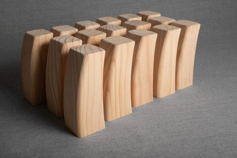 Boutique Range of Wood Components