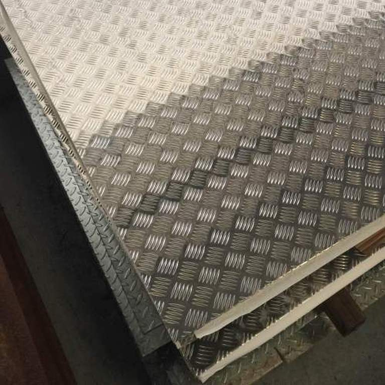 Stainless Steel Checkered Plates