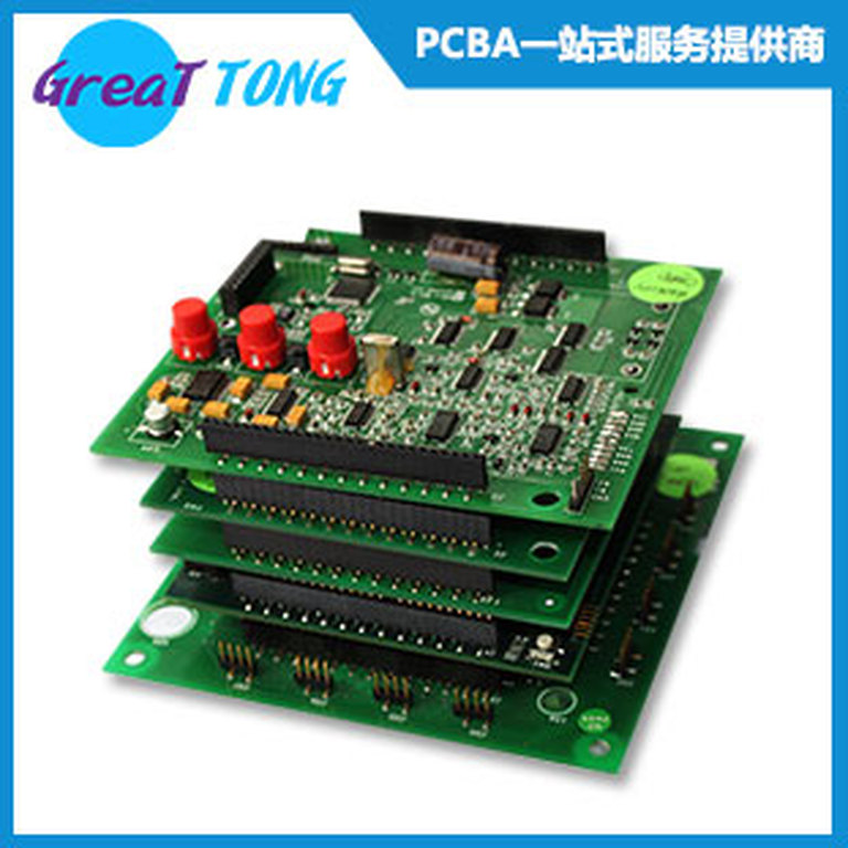Handheld Metal Detector PCB Assembly and Engineering- PCBA Shenzhen Grande