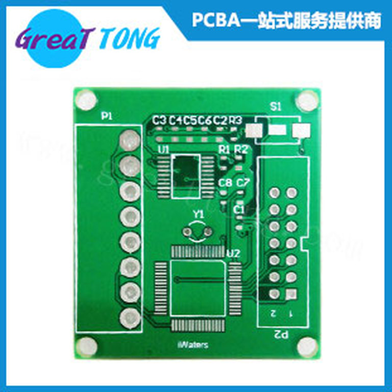 Electrical Motor PCB Prototype Manufacturing-Shenzhen PCB Facory
