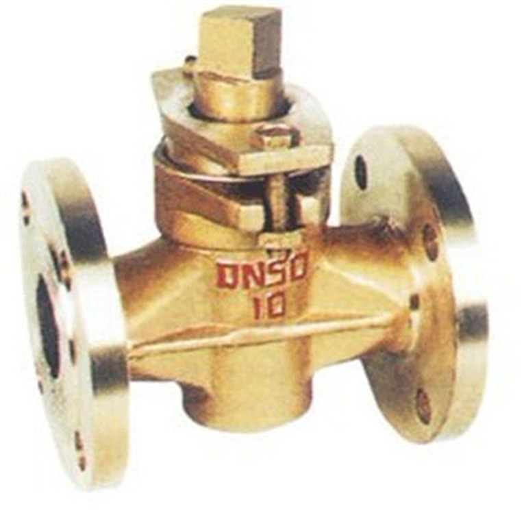 Two-way Copper Plug Valve