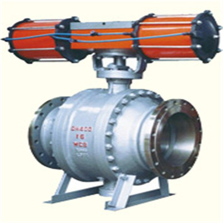Pneumatic Pipe Ball Valve