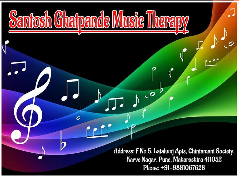 Become Professional in Music Therapy Training in Pune - Santosh Ghatpande