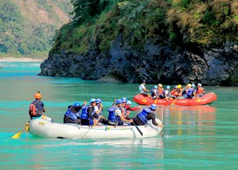 Adventure Tours and Trips in Rishikesh-The Hills Adventure