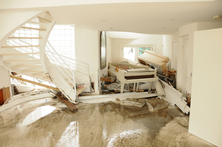 Residential Water Damage Restoration & Repair in Dallas, Texas
