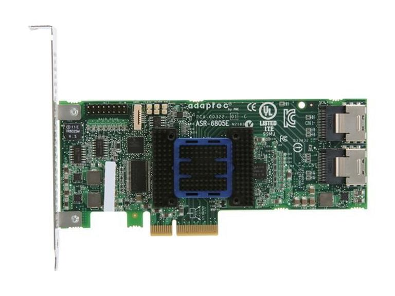 Adaptec 6Gbps Raid Controller Card