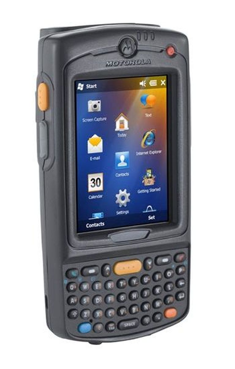 Motorola Wireless Mobile Computer