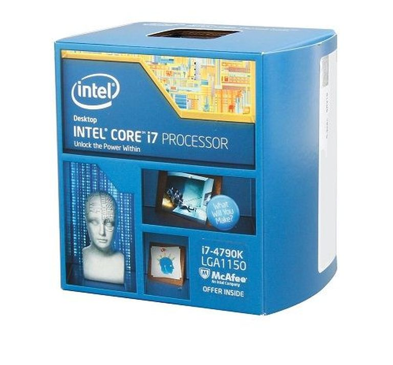 Intel Core i7 Broadwell Processor
