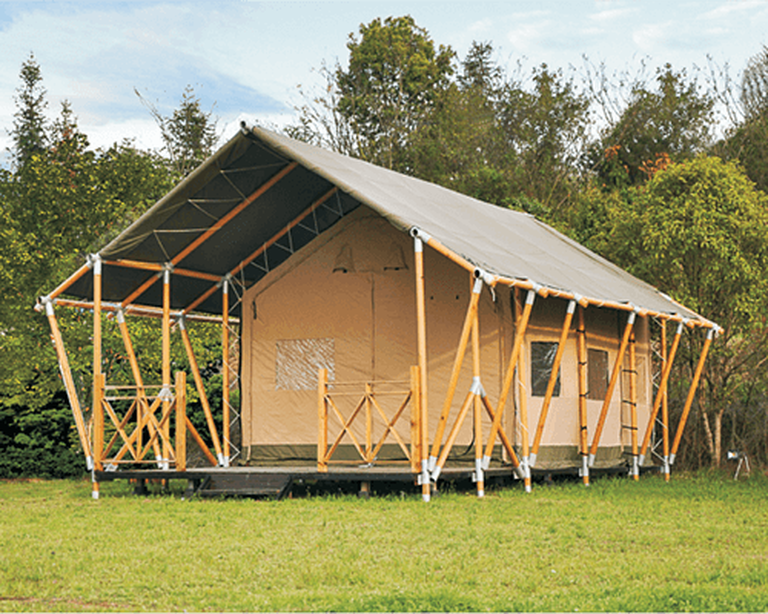 Luxury African Safari Tent for Glamping