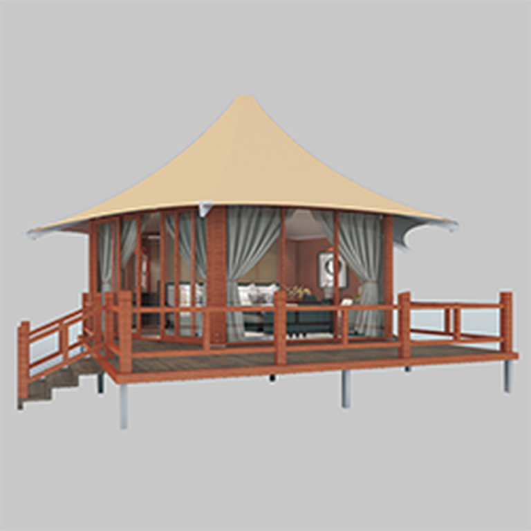 Luxury Lodge Tent for 2 - 4 Person