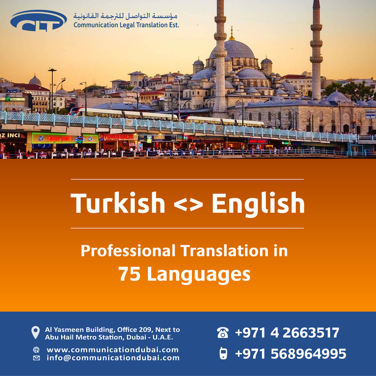 Communication Legal Translation Services