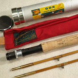 Sold R.L. Winston 8' Bamboo Fly Rod Hollow Built | Classic Flyfishing Tackle