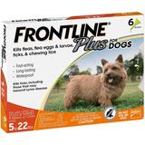 Frontline Plus Flea & Tick Control for Dogs - Now 20% Off on All Products