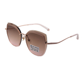 Diamond UV400Polarized Metal Fashion Sunglasses