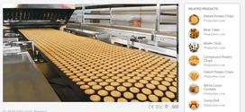 Full automatic Soft & Hard Biscuit Production Line
