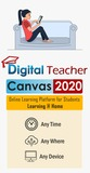 Online learning platform / Digital Teacher Canvas