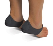 Gel Heel Cushion Socks