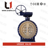 Replaceable Seat Butterfly Valve